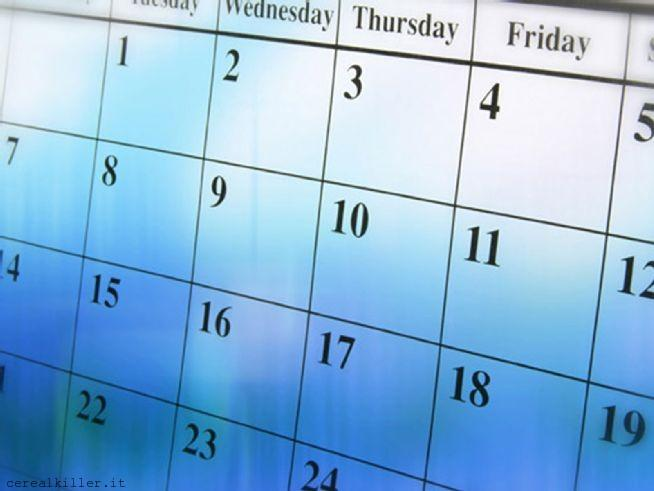 Calendario FDA & EMA – Approvazione farmaci e trials